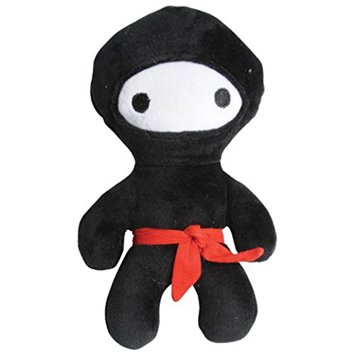 Plush Stuffed Ninja Guy Doll Toy Figure (1) (Plush Figure Doll)