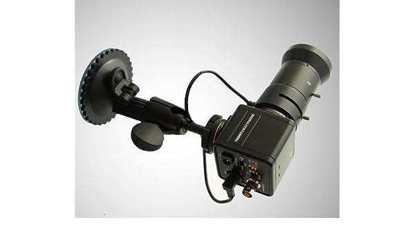 CCD cámara w/20 x Lente de Iris automático/Mujeres + Parabrisas ...