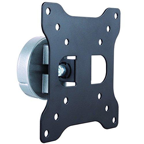 (StarTech.com Wall Mount Monitor Arm - Aluminum - Supports 13'' to 27'' Monitors - VESA Mount - TV Wall Mount - TV Mount)