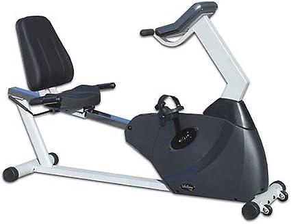 Amazon Com Lifespan Fitness R2 Recumbent Bike Exercise Bikes Sports Outdoors
