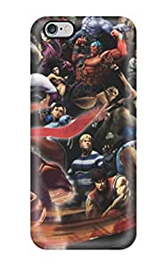 Case Cover Protector For Iphone 6 Plus Street Fighter Case