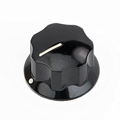 Fender Deluxe Jazz Bass Concentric Knob, Upper by Fender Musical Instruments Corp.
