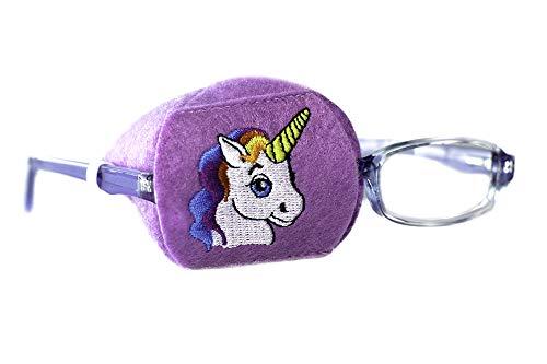 Eye Patch - Right Coverage Child Unicorn Eye Glass Eye Patch by Patch Pals