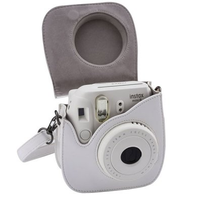 camera-case-pu-leather-for-fujifilm-instax-mini-8-camera-mini-8-instant-film-camera-white-by-ppstore