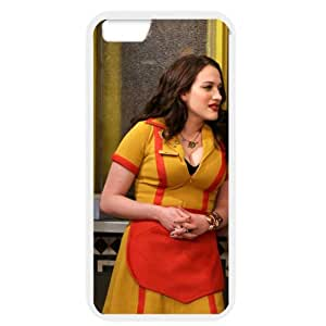 2 Broke Girls iPhone 6 White Christmas Gifts&Gift Attractive Phone Case KHUAA522869