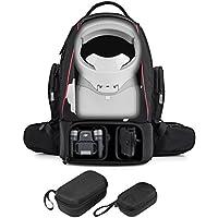 MYRIANN DJI MAVIC PRO GOGGLES SPARK CASE ,3 IN 1 Multi Purpose Storage Waterproof Backpack for DJI GOGGLES,DJI MAVIC PRO,DJI SPARK And All Drone Accessories