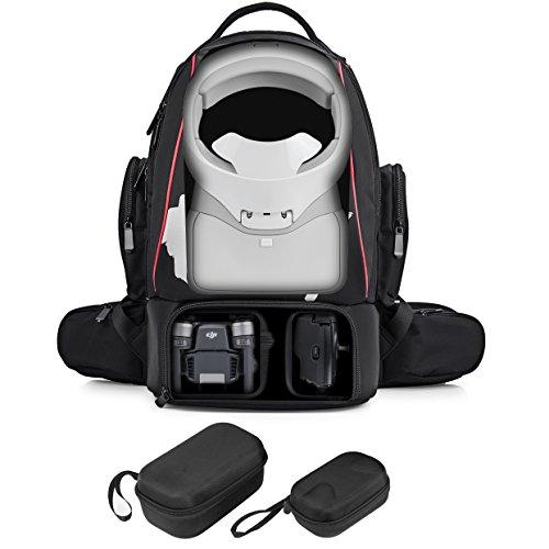 Price comparison product image MYRIANN DJI MAVIC PRO GOGGLES SPARK CASE ,3 IN 1 Multi Purpose Storage Waterproof Backpack for DJI GOGGLES,DJI MAVIC PRO,DJI SPARK And All Drone Accessories