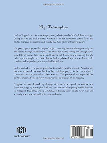 My Metamorphism: Able Poetry: Amazon co uk: Lesley Chapman