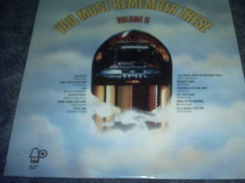 YOU Must Remember These Vol Ii Vinyl Lp Record (Top Vortex Bell)