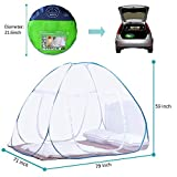 Vangold Mosquito Net Bed Canopy Pop Up Foldable