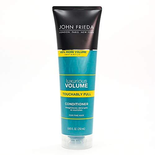 Nexxus Volumizing Conditioner - John Frieda Luxurious Volume Thickening Conditioner For Fine Hair, 8.45 Ounce