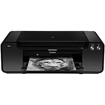 Amazon.com: Canon PIXMA PRO-1 - Impresora profesional de ...