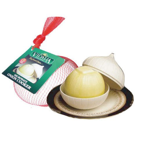 Vidalia Brands Microwave Onion Cooker (Set of 3)