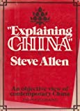 Explaining China, Outlet Book Company Staff and Random House Value Publishing Staff, 0517540622