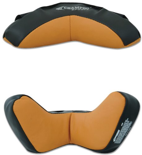 CHAMPRO Replacement Pads (Black) by CHAMPRO