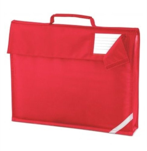 Quadra - Bolso de asas para hombre morado morado talla única Bright Red
