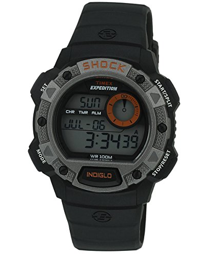 Timex-Expedition-Digital-Grey-Dial-Mens-Watch-T49978