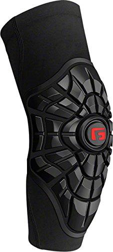 G-Form Elite Elbow Guards(1 Pair), Black, Adult X-Large