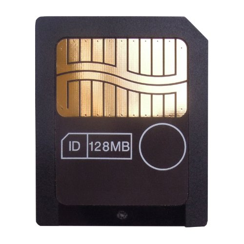 - 128MB SmartMedia SM Memory Card 128M For Korg, Yamaha & Roland Fujifilm Olympus NEW