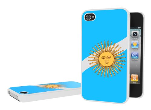 Master Case - Coque iPhone 4/4S Drapeau - Argentine