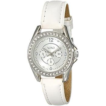 Amazon.com: xoxo watches white