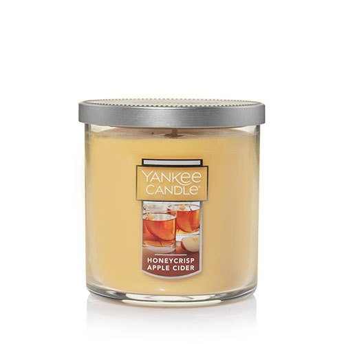 Candle Apple Spice - Yankee Candles Honeycrisp Apple Cider Small Tumbler Candle,Food & Spice Scent