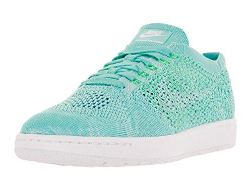 Nike Kvinder W Tennis Klassiske Ultra Flyknit Sneakers, Talla Turquesa (hyper Turq / Hvid)