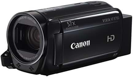 Canon VIXIA HF R700 Camcorder (Black)