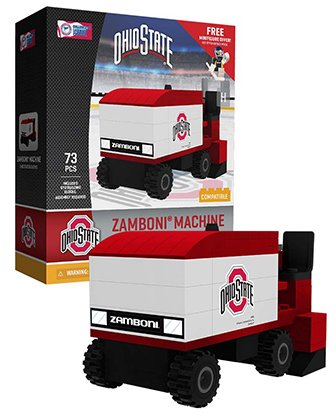 Ohio State Buckeyes Hockey - OYO Sports College Hockey Zamboni Ohio State Buckeyes Zamboni Machine