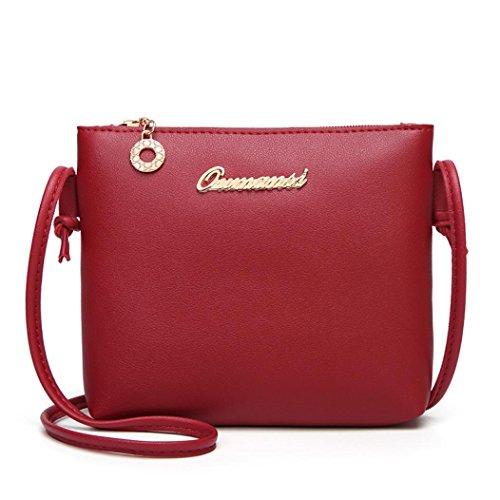 Louis Vuitton Red Handbag - 3