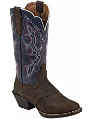 Justin Womens Stampede Punchy Cowgirl Boot - L7305
