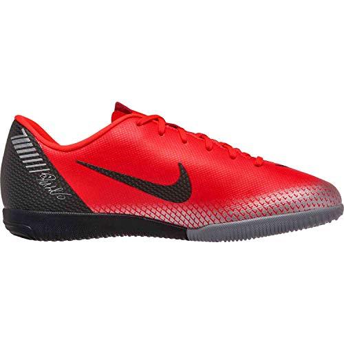 . Mercurial Vapor 12 Indoor Shoes (4.5 M US Big Kid) ()