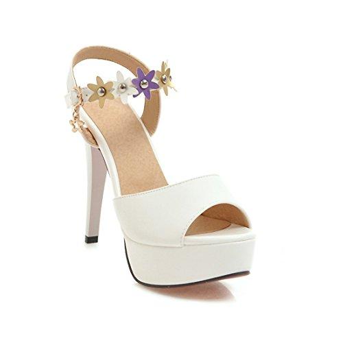 33 signore sandali white sandali sandali signora e 7Uw5FqYY