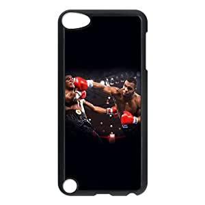 iPod Touch 5 Case Black hf42 this is boxing mike tyson sports dark JSK852236