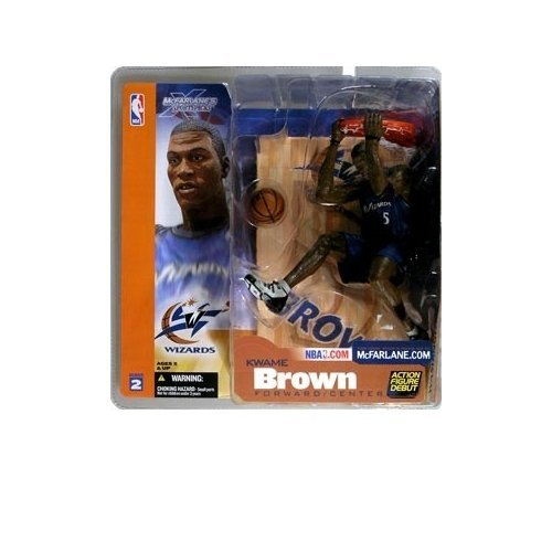 Kwame Brown Action Figure