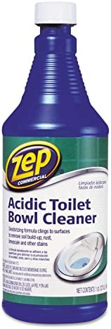 [해외]Zep Commercial 1046423 Acidic Toilet Bowl Cleaner 32 oz Bottle / Zep Commercial 1046423 Acidic Toilet Bowl Cleaner, 32 oz Bottle