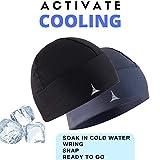 Helmet Liner Sweat Wicking Cooling Skull Cap