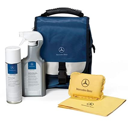 Genuine Mercedes-Benz Interior Car Care Kit