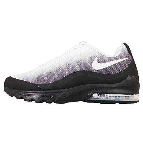 more photos e9925 12371 Men s Nike Air Max Invigor Print Shoe Black Grey White Size 10 - Import It  All