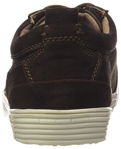 Brown bugatti 6161 Marrone Sneaker Dark Uomo Brown 323166303069 Dark grgq01