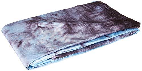 - CowboyStudio Hand Painted 10 X 12 Feet Blue Purple Muslin Photography Backdrop