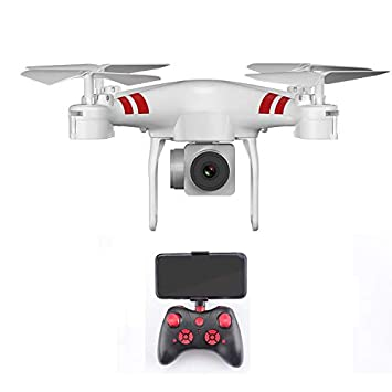 FSM88 Drone con cámara, cámara WiFi Quadcopter HD, función de ...