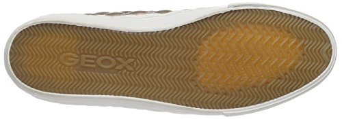 Gold Montants Geox skinc8182 Club Chaussons Femme New A xwCUIqCY4