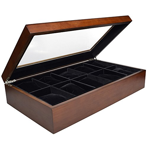 ikee design wooden watch box for 10 watches buy online