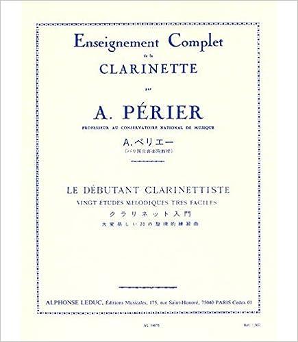 Téléchargement DEBUTANT CLARINETTISTE epub, pdf