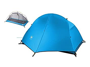Naturehike C&ing Tent Ultralight Outdoor Tent Waterproof Tent For 1 Person Blue  sc 1 st  Amazon.com & Amazon.com : Naturehike Camping Tent Ultralight Outdoor Tent ...