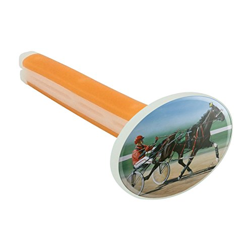 Graphics and More Harness Racing Horse Sulky Trotter Car Air Freshener Vent Clip - Citrus Blossom Scent -  AIR.CIT.QQJQLMG00.Z001443_8
