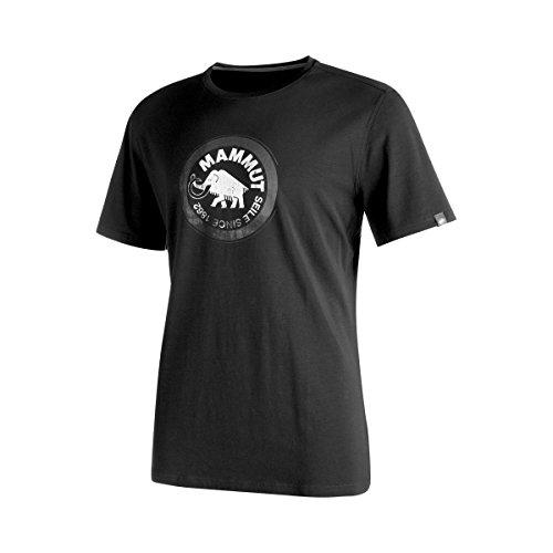 哺乳類ベルト争いMammut Seile T-Shirt graphite M