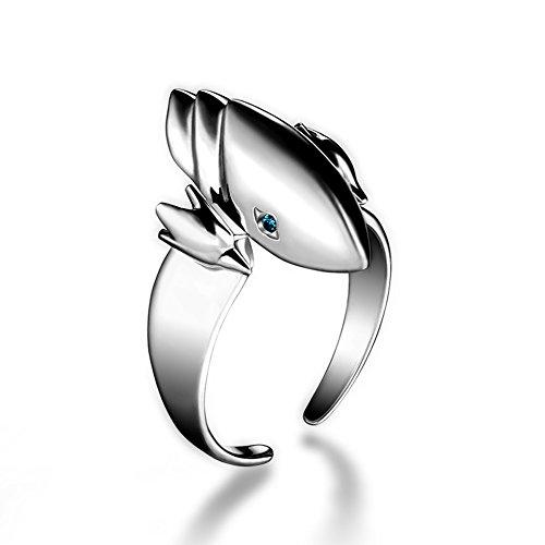 Cosplaywho Yu-Gi-Oh! Seto Kaiba Blue-Eyes White Dragon Kisara Ring