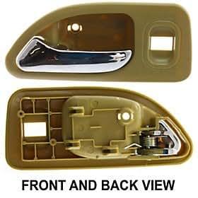 honda accord 94 97 rear door handle left side assembly inside automotive. Black Bedroom Furniture Sets. Home Design Ideas